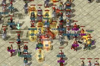 变态传奇沃玛寺庙小怪和boss的全面介绍