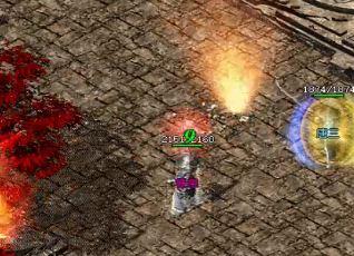 道士武侠和1.85传说中的火龙地牢有什么用